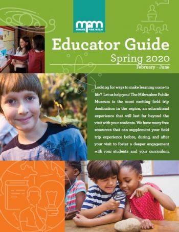educator guide front cover