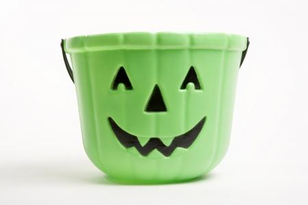 trick or treating bucket