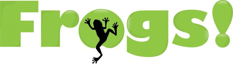 Frogs! logo