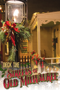deck the streets poster