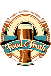 food and froth logo